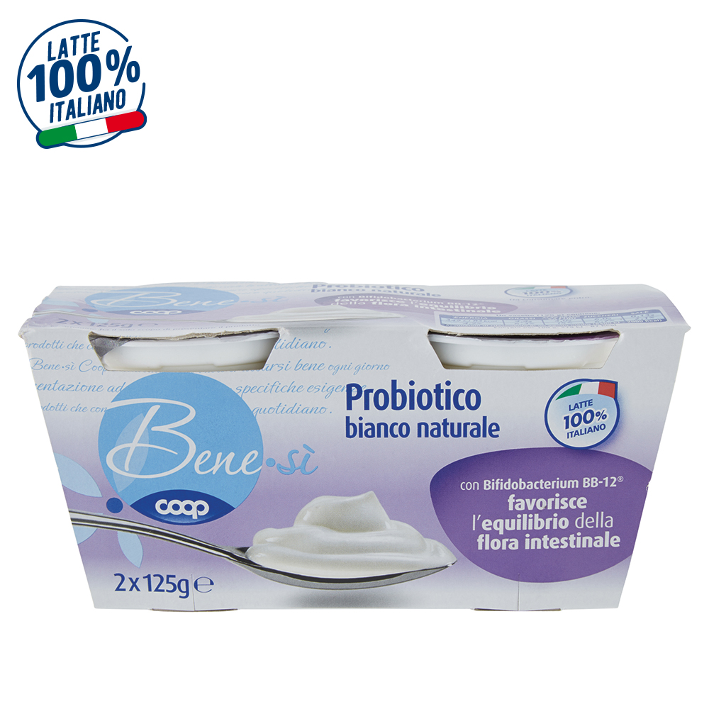 PROBIOTICO BIANCO NATURALE BENEsì COOP