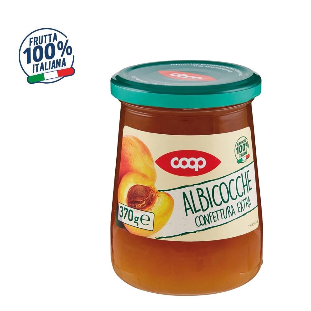 CONFETTURA EXTRA ALBICOCCHE COOP