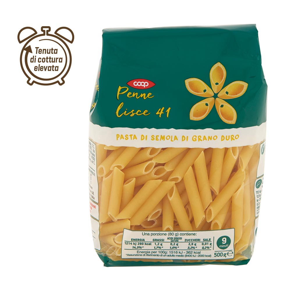 PENNE LISCE COOP