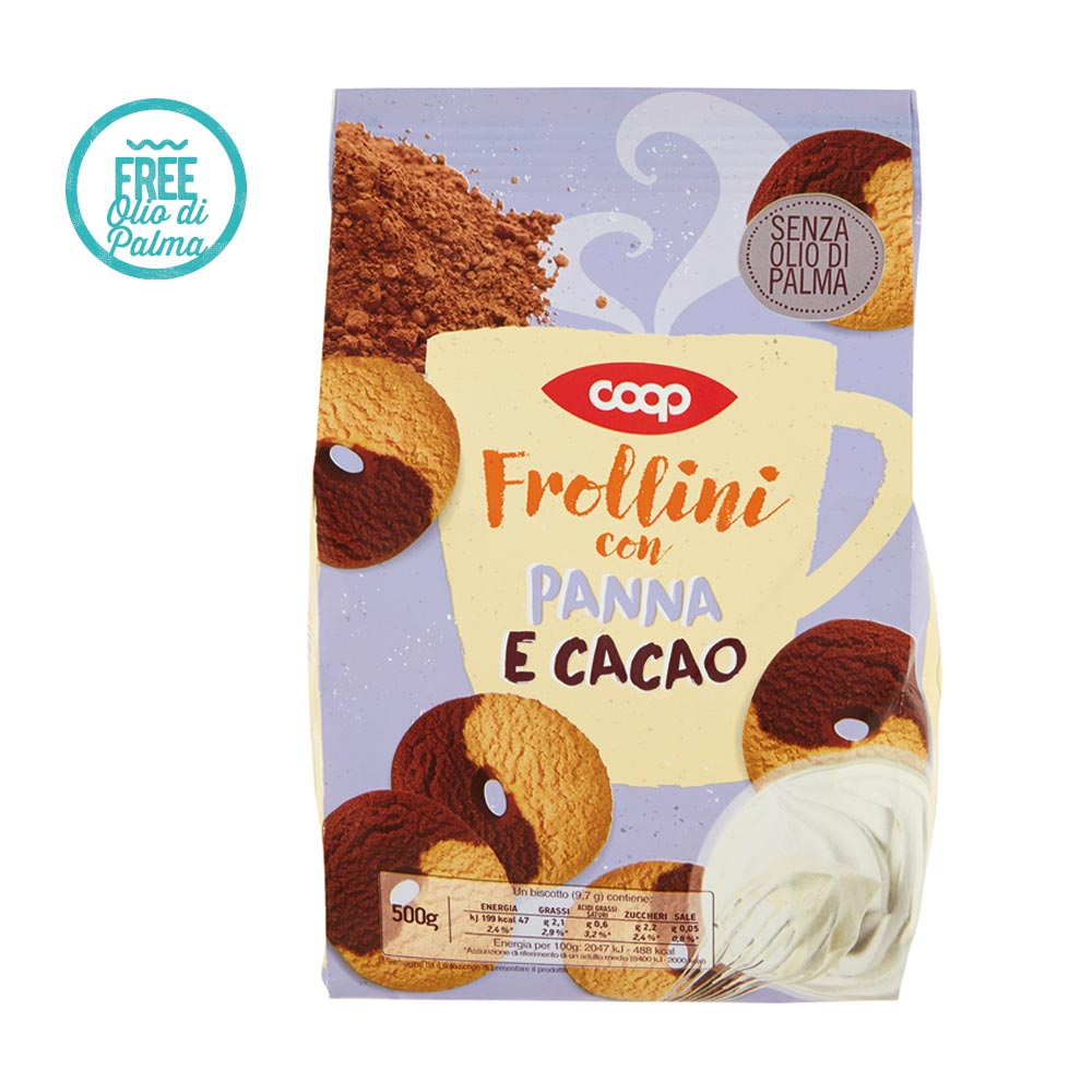 FROLLINI PANNA E CACAO COOP