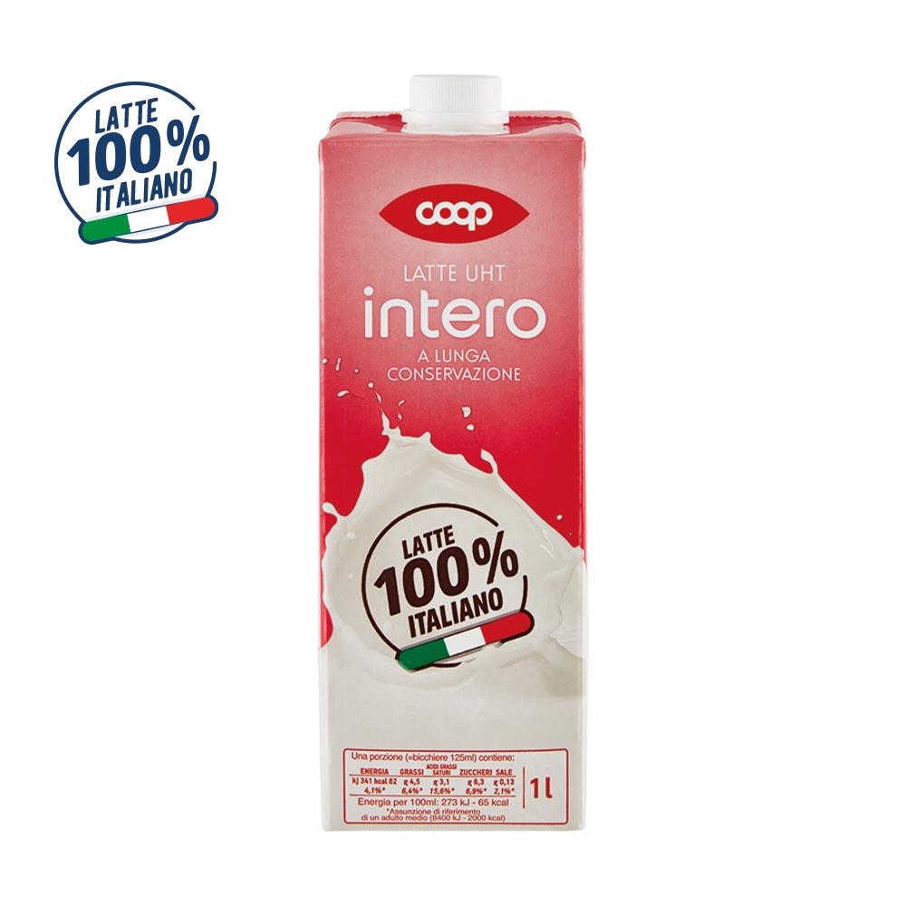LATTE INTERO COOP