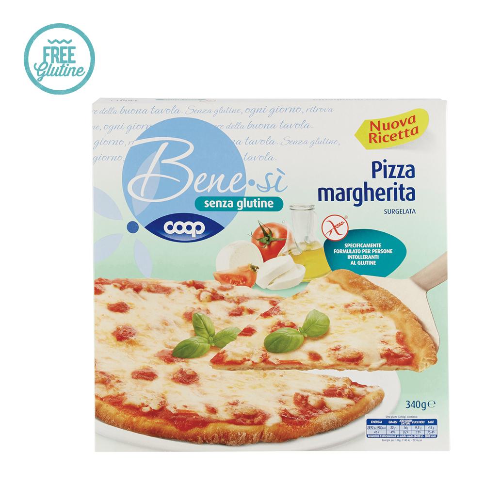 PIZZA MARGHERITA BENEsì COOP