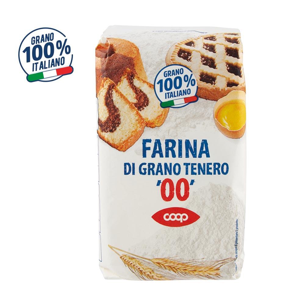 FARINA GRANO TENERO 00 COOP