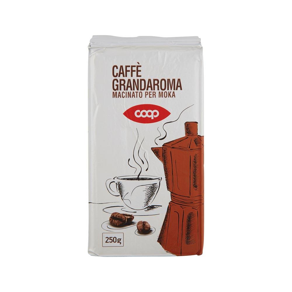 CAFFÈ GRANDAROMA PER MOKA COOP