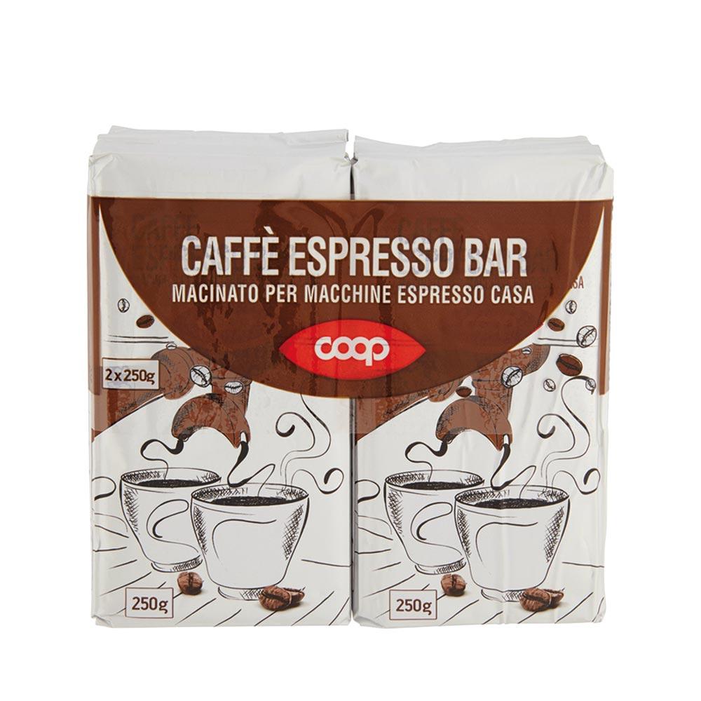 CAFFÈ ESPRESSO BAR COOP