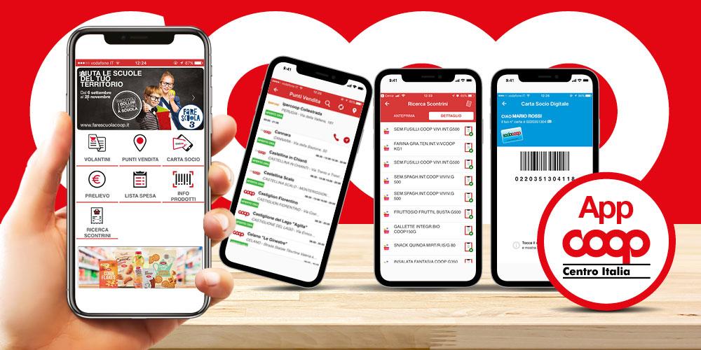 collegare app scaricare