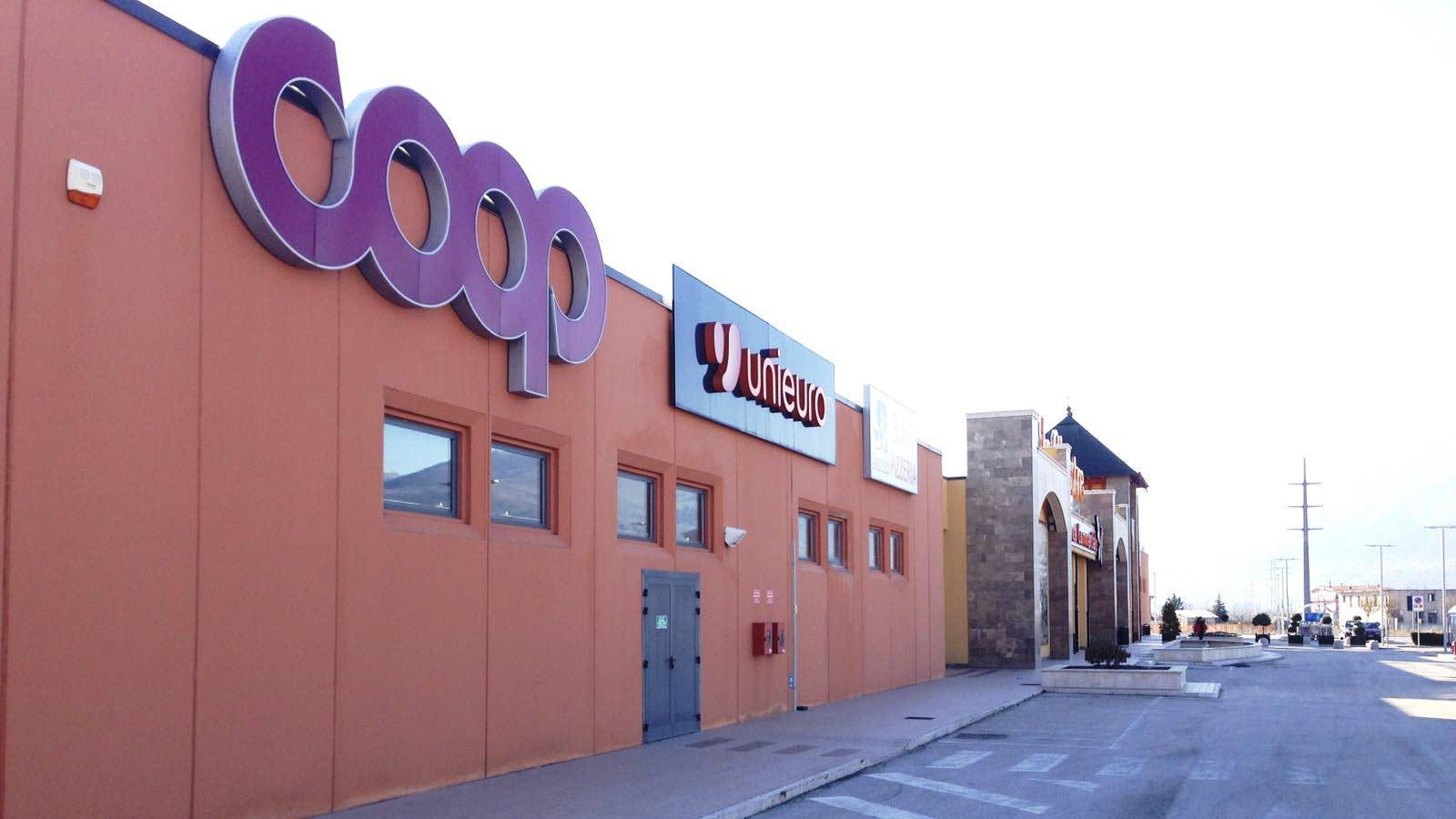Supermercato Coop Celano Le Ginestre L Aquila Offerte E Orari